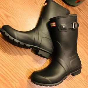 Hunter Rain Boot ~ Sz 8